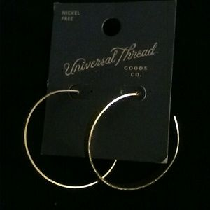 Two pairs of earrings only $8!